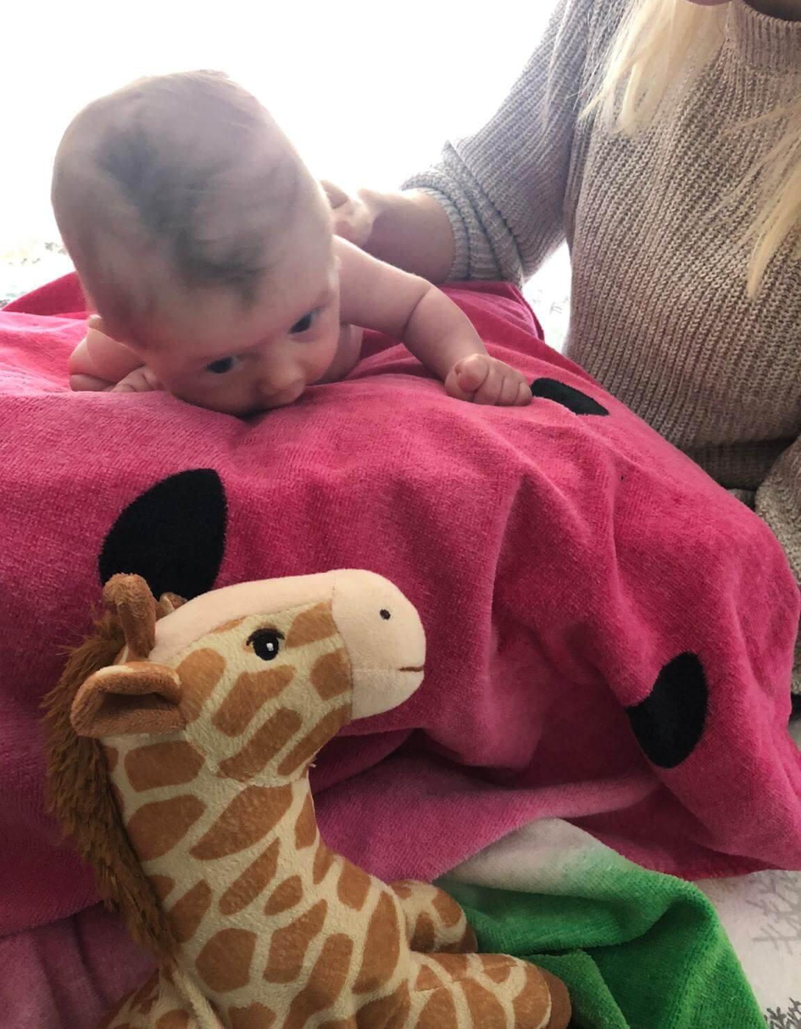 Bambini babymassage